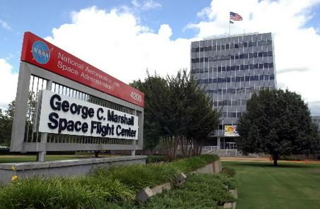 Huntsville, Alabama: Marshall Space Flight Center photo ...