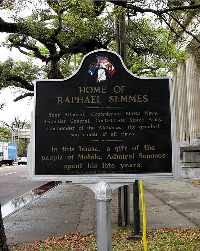 Semmes Alabama: Mobile, Alabama: Raphael Semmes House Photo, Picture, Image