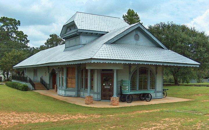 Citronelle Alabama Citronelle Depot Museum Photo