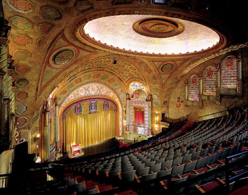 Birmingham Alabama Alabama Theatre For The Performing