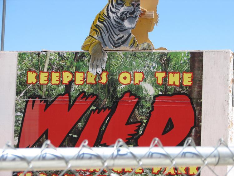 Keepers Of The Wild - Valentine, Arizona