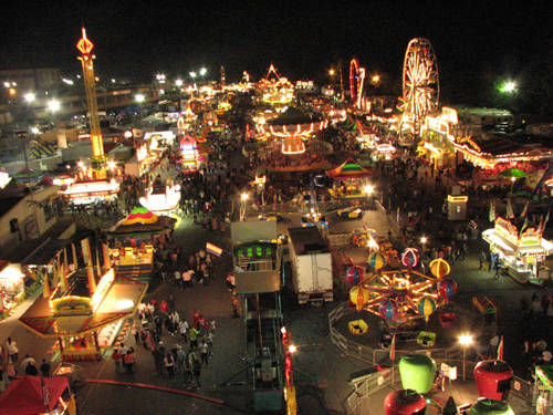 Arkansas State Fair Little Rock Arkansas
