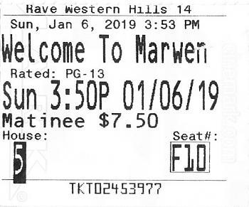 non blockbuster movies-marwen-ticket.jpg