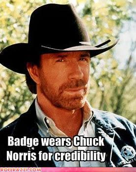Chuck Norris Facts-celebrity-pictures-chuck-norris-badge-credibility.jpg