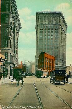 Where to find cards, pictures of Atlanta landmarks?-candler-bldg-atl.jpg