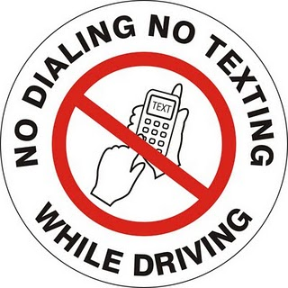 topics cell phone texting while driving laws