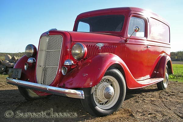 Old Ford Panels : Old trucks page automotive city profile forum