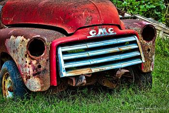 Old Trucks-old-red-gmc-truck-copyright-anna-surface.jpg