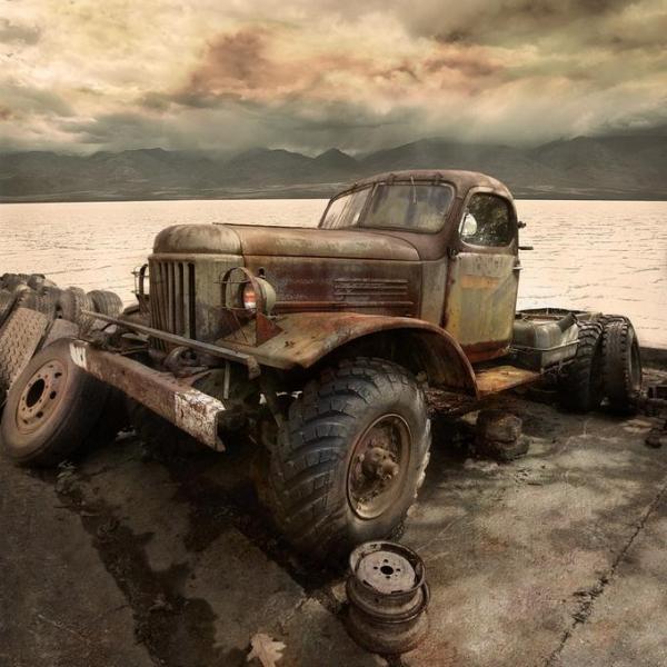 Rusty Old Trucks For Saleml