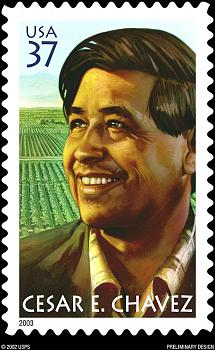 Mexicans upstage other OECD nations-cesar_chavez_stamp.jpg