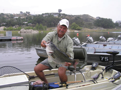 Escondido california lake wohlford photo picture image for Lake wohlford fishing report