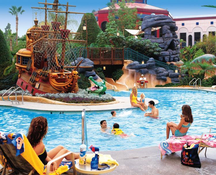 disneyland resort california: