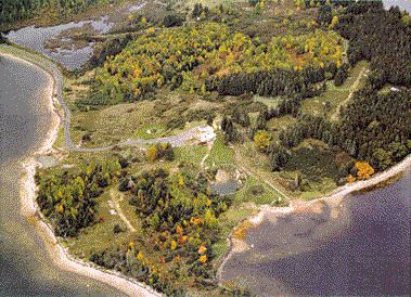 Karl Grasser Oak Island