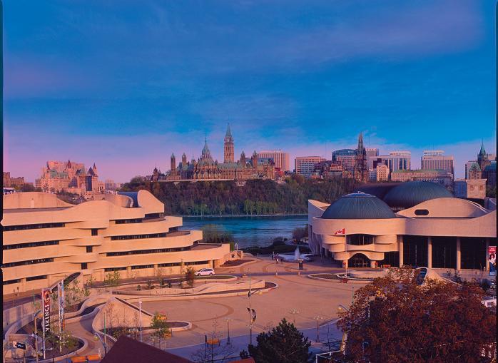 Canadian museum of civilization gatineau canada for Museum of civilization quebec