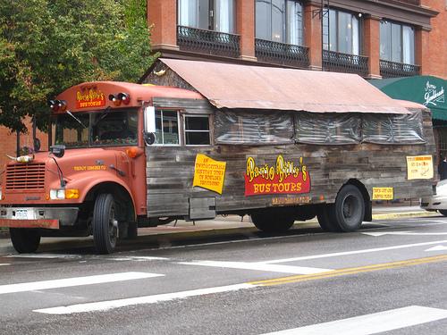Denver Colorado Tour Bus