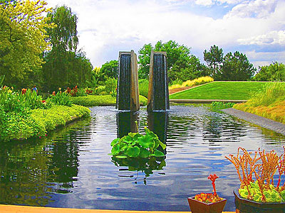 Genial Denver, Colorado: Denver Botanic Gardens Photo, Picture, Image