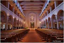 Who Designed St Luke S Cathedral In Orlando Florida