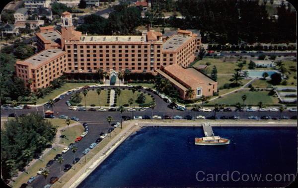 Vinoy Hotel St Petersburg Fl