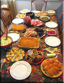 Thanksgiving Recipes-shared-dinner-2011-copy.jpg