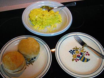 """How """"I"""" make """"eggs and cheese"""".....my breakfast speciality.....-img_4583.jpg"""