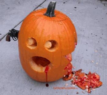 Free Pumpkin Carving Patterns-gunshot_wound_pumpkin.jpg