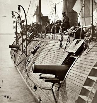 This Day In History-1862-james-river-virginia.-effect-confederate-shot-federal-ironclad-galena.jpg