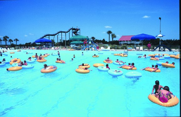 Summer Waves Jekyll Island Water Park