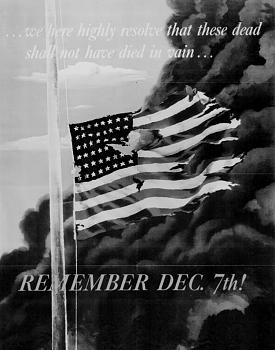 American Civilians killed on December 7, 1941-flag7.jpg