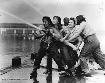 American Civilians killed on December 7, 1941-women-fire-fighters-pearl-harbor-7th-dec-1941.jpg