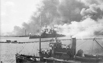 American Civilians killed on December 7, 1941-uss-nevada-pearl-harbor.jpg