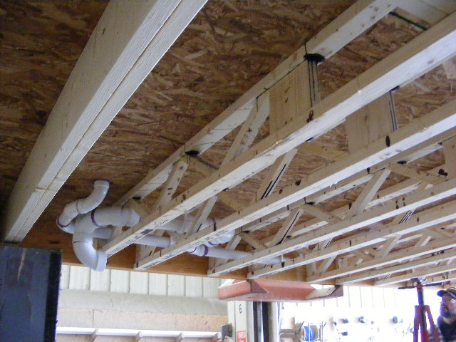 Joist girder quotes Floor joist trusses