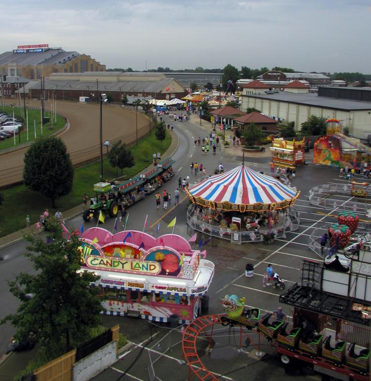 Indiana state fair dates in Perth