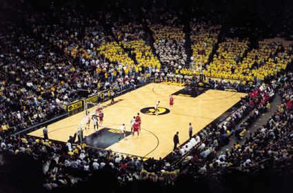 Iowa City, Iowa: Carver-Hawkeye Arena photo, picture, image