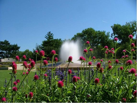 Des Moines Botanical Center Des Moines Iowa