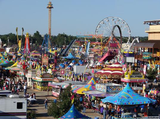 Hutchinson, Kansas: Kansas State Fair photo, picture, image