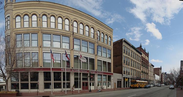 Frazier History Museum - Louisville, Kentucky