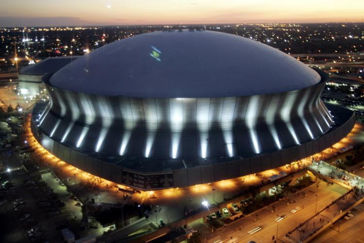 New orleans louisiana louisiana superdome photo picture for Mercedes benz in louisiana