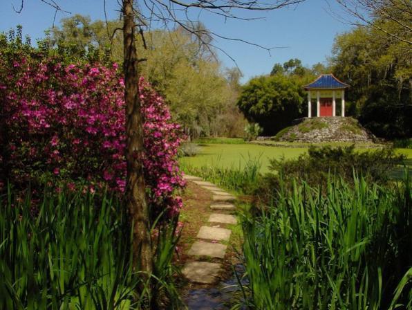 Avery Island Gardens Garden Ftempo