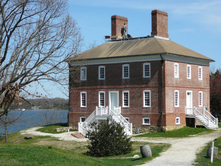 Edgewater Maryland Historic London Town And Gardens Photo Picture Image