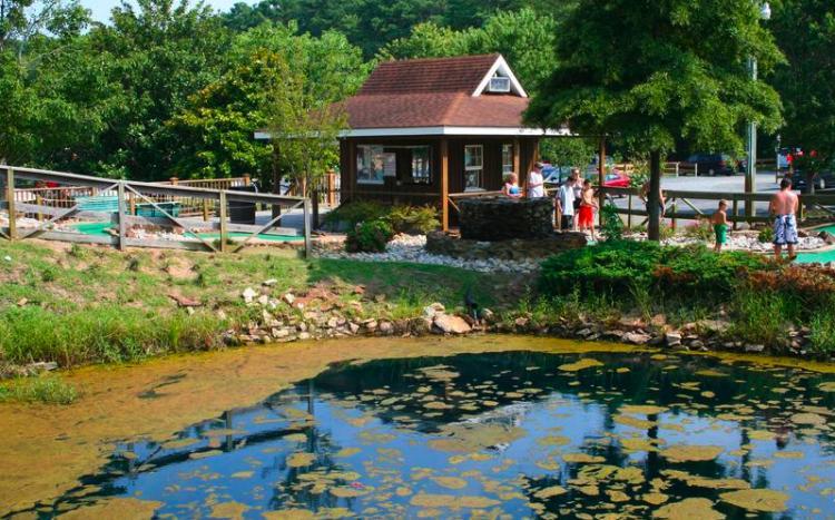 Frontier Town Water Park - Water Ionizer