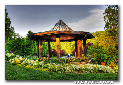 Wheaton Maryland Brookside Gardens Photo Picture Image