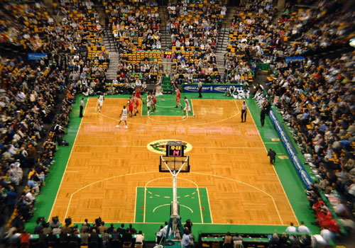 Boston Massachusetts Boston Garden Td Garden Photo