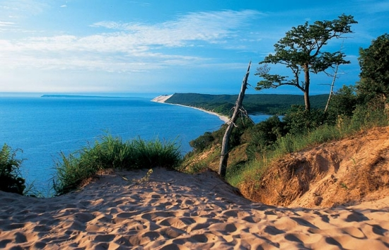 Sleeping Bear Dunes National Lakeshore - Beaches - 9922 Front Street, Empire, Michigan, United States