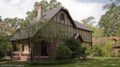 Eudora Welty House House Plan 2017