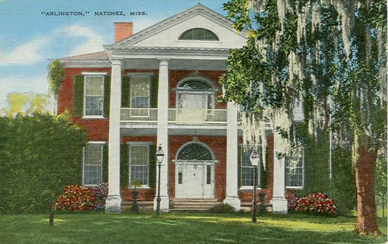 Arlington Natchez Mississippi