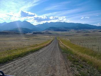 What's the best thing about Montana?-big-timber-road-into-crazies.jpg
