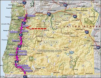 Road trip-interstate_5_oregon_map.jpg