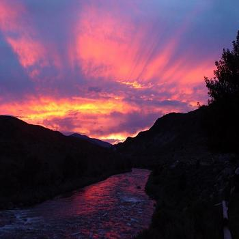 Must SEE to BELIEVE-sunset-over-yellowstone-river.jpg