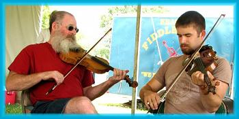"""honest-to-goodness"" fiddlin'=by west virginian - jake krack and others-dan-levenson-jake-krack.jpg"