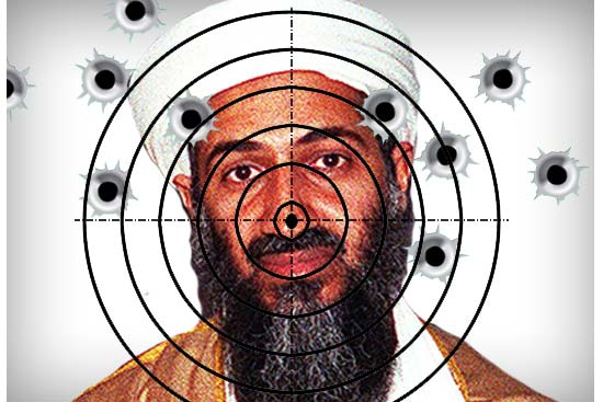 Mideast Reactions to bin Laden's death - National Politics ... Osama Bin Laden Targets For Shooting